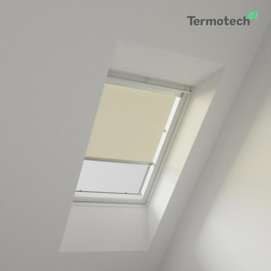 Drapp Árnyékoló roló FAKRO / OPTILIGHT tetőablakra
