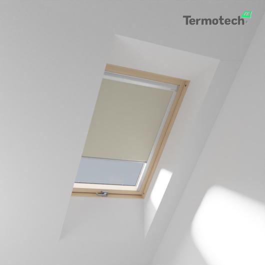 TERMOTECH V40 Fényzáró roló FAKRO / OPTILIGHT tetőablakra